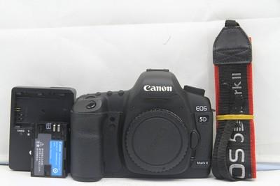 96新二手Canon佳能 5D2 单机 无敌兔 高端相机(2576)【深】