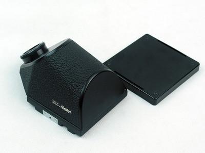 禄来Rolleiflex SL66 正像取景器