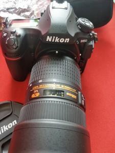 尼康/Nikon D850全画幅高端机器配24-70