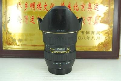 98新 尼康口 图丽 11-16 F2.8 PRO II 超广角 单反镜头 二代恒圈