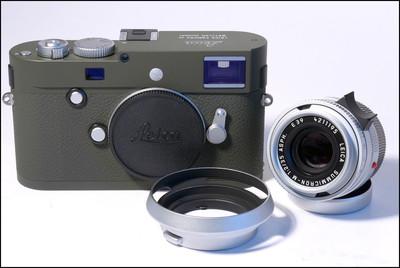 徕卡 Leica MP240 Safari 狩猎版 带M35/2 ASPH 带包装