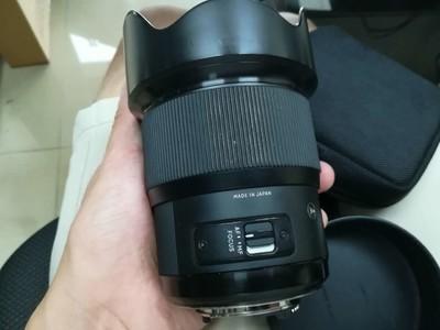 自用好镜头,适马 20mm F1.4 DG HSM ART,尼康卡口,光角利器