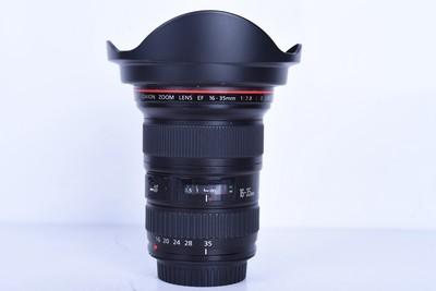 95新二手Canon佳能 16-35/2.8 L II USM二代镜头(B3299)【京】