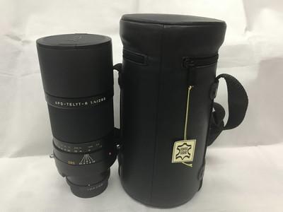 98新徕卡 Leica R 280/4 APO ROM 带原厂皮桶