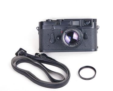 Leica/徕卡 M3 双拨黑色机身 带summicron 50/2镜头#jp17831