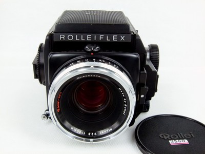 禄来Rolleiflex SL66 E