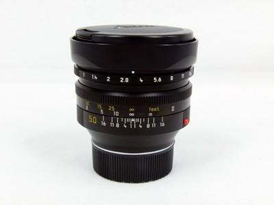 带包装的徕卡Leica Noctilux-M 50/1.0 四代夜神