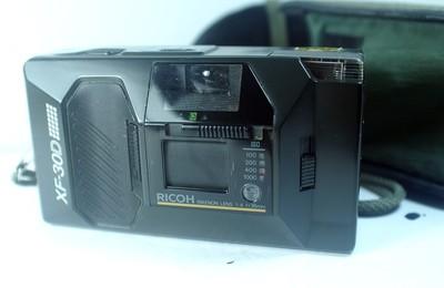 理光30D自动胶片照相机,(35mm定焦)