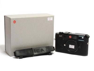 徕卡/Leica M7 旁轴相机 黑色 0.72取景器   *超美品*