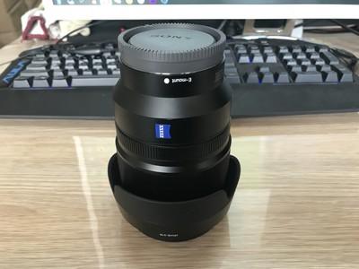 索尼 蔡司 35mm 1.4f镜头