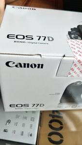 佳能EOS 77D单机行货 佳能77D套18-135新品上市!热卖!