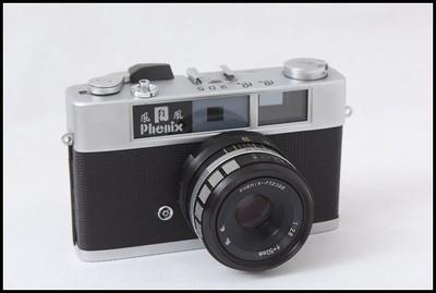 中国神鸟 凤凰205 旁轴胶卷相机