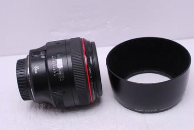 佳能 EF 85/1.2 85 mm F1.2 II L 佳能85/1.2 II 佳能 85/1.2
