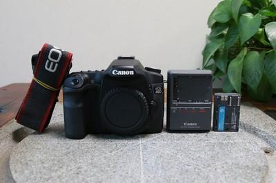 96新二手 Canon佳能 40D 单机 入门单反相机(W12307)【武】