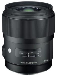 适马 35mm f/1.4 DG HSM(A) 佳能口
