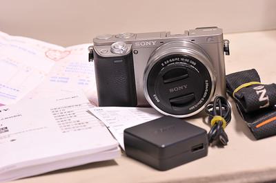 索尼 ILCE-6000带16-50