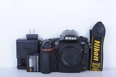 95新二手Nikon尼康 D810 单机 快门11800多次 (B0860)【津】