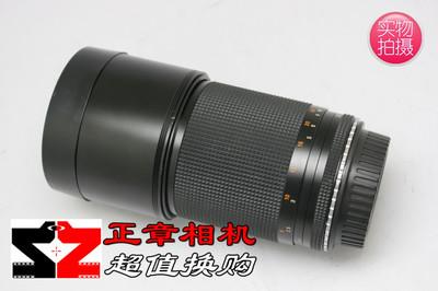 CONTAX 康泰时 180mm f:2.8 MMJ 蔡司镜头 送佳能转接环 180/2.8
