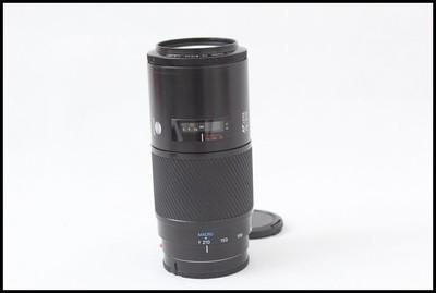 美能达AF70-210/4(兼容索尼数码单反)