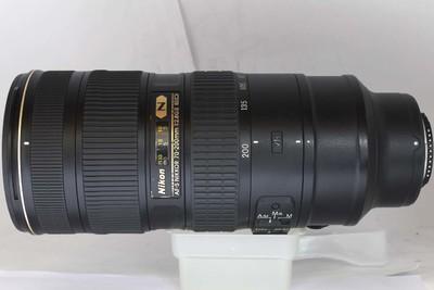 【中长焦镜头】尼康 AF-S 70-200/2.8G ED VR II(NO:2406)