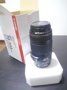 99新  佳能 EF 70-300mm f/4-5.6 IS USM