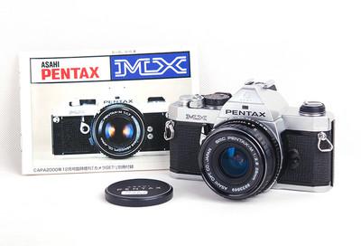 宾得 MX 银色机身 带SMC -M 28/2.8镜头 #jp18217X