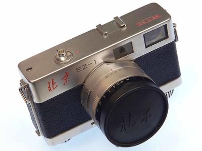 北京SZ-1  135相机