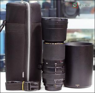 腾龙 SP AF 200-500mm f/5-6.3 Di LD IF(A08)镜头尼康卡口