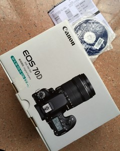 佳能 70D带EF18-135IS STM二代镜头套机