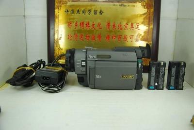 索尼 DSR-PD100AP 摄像机 mini DV 磁带 卡带 录像机