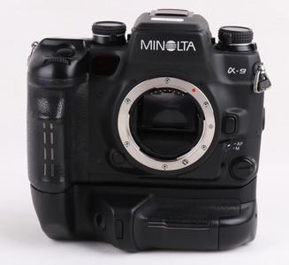 【特价美品】Minolta/美能达 a9 胶片机身带VC-9马达#jp18593