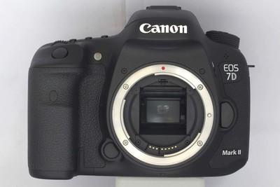 【APS画幅专业数码相机】佳能 7D Mark II(NO:1414)