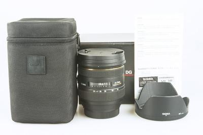 98新 适马 24-70mm f/2.8 EX DG HSM(佳能卡口)