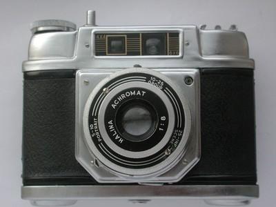 帝国制造(香港造)的Halina 6-4相机!