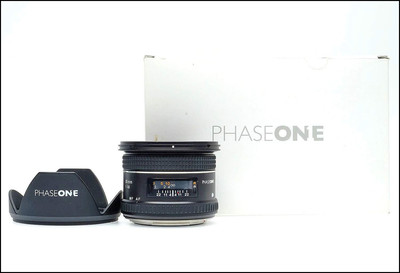 飞思 Phase One 35/3.5 AF 带包装