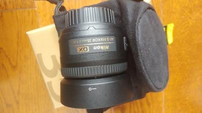 上海地区出全新 尼康 AF-S DX 尼克尔 35mm f/1.8G
