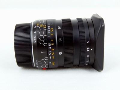 徕卡Leica Tri-Elmar-M 16-18-21 /4 Asph