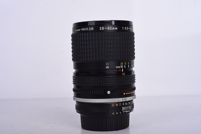 95新二手 Nikon尼康 28-85/3.5-4.5 变焦镜头(B3501)【京】