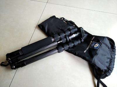 T-025X+C10X 碳纤维三脚架套装