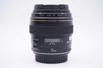 95新佳能 EF 85mm f/1.8 USM 85/1.8 2399