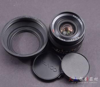 CONTAX 35/2.8 AEJ