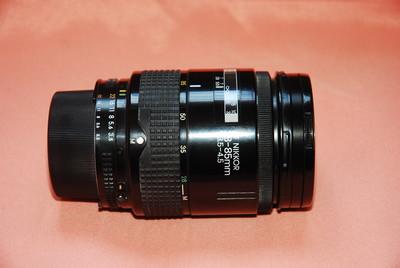 尼康AF28-85mm/f3.5-4.5变焦镜头