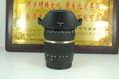 佳能口 腾龙 10-24 F3.5-4.5 B001 超广角镜头 非全幅 可置换