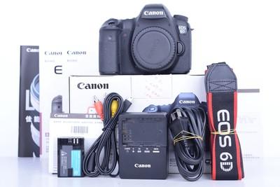 95新二手Canon千亿国际娱乐官网首页 6D 单机 高端单反相机(B2651)【津】