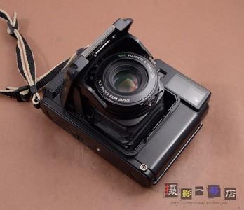 二手 FUJI 富士 GS645 折叠机 中画幅相机 黑色