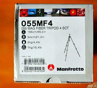 求购老款三脚架曼富图 055MF4
