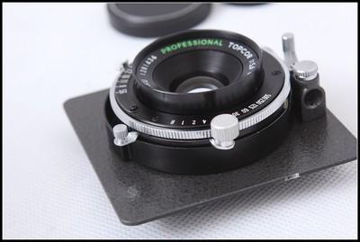 骑士HORSEMAN TOPCOR 75/5.6 6X9座机镜头