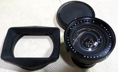 Leica/徕卡 Elmarit-R 19/2.8 一代 ROM版