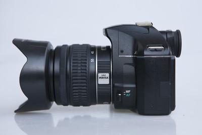 宾得K-M套机 实售1100元 入门级单反相机