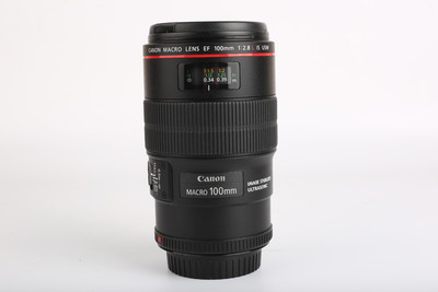 佳能 EF 100mm f/2.8L IS USM微距,新百微#6527